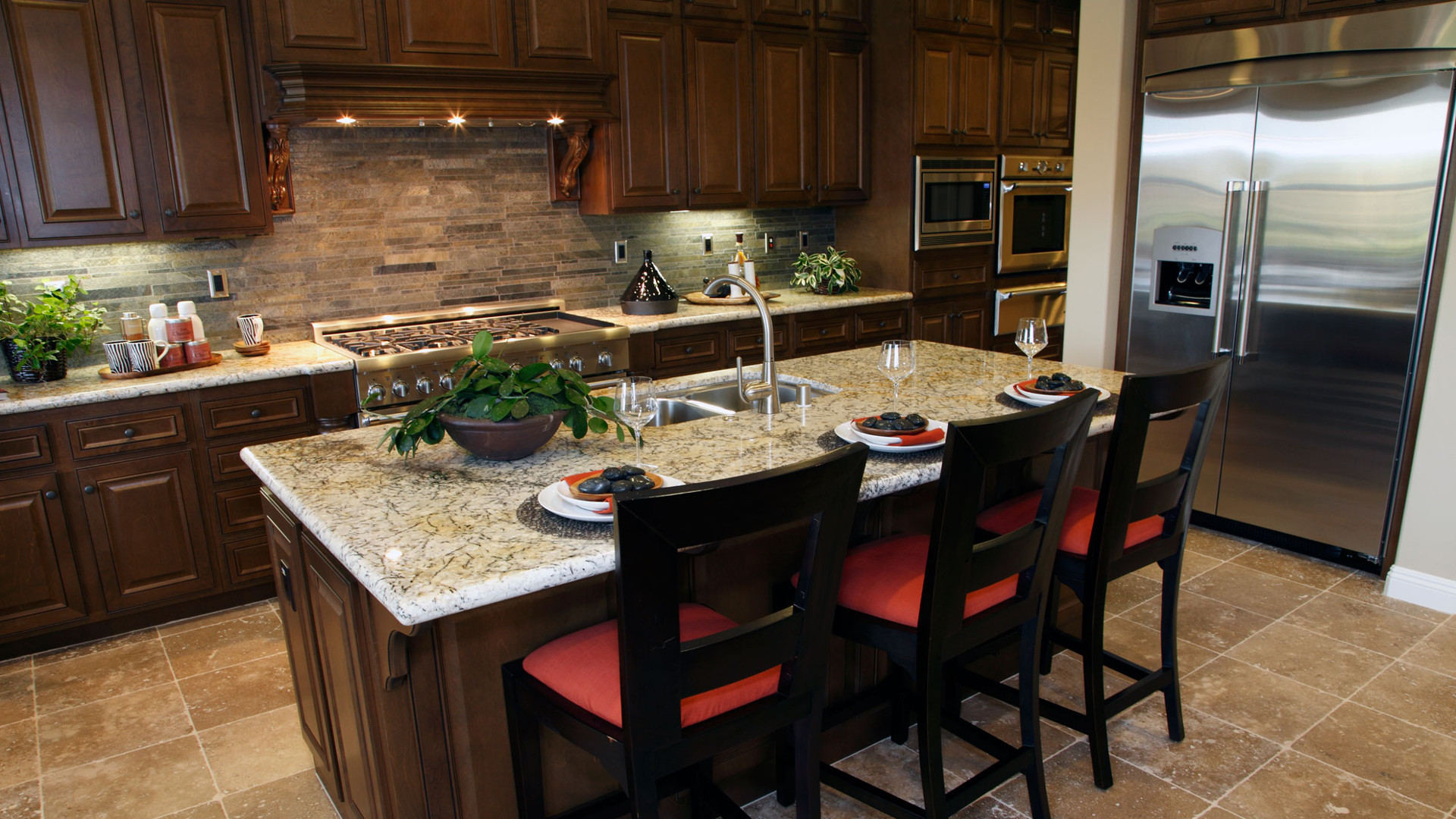 Granite or Marble - Know What is Best For Kitchen Countertops