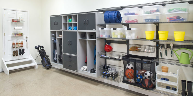 How To Improve The Storage Space in Your Garage
