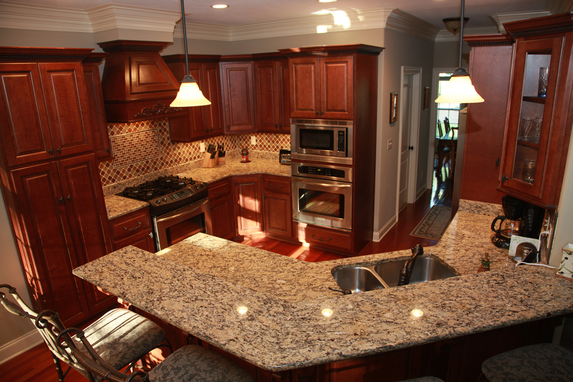 Transform Your Kitchen Spaces With Quality Granite Worktops